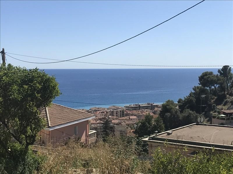 Vente terrain Menton 320 000€ - Photo 2
