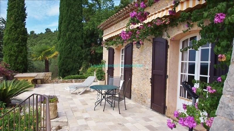 Vente de prestige maison / villa Le tignet 895000€ - Photo 13