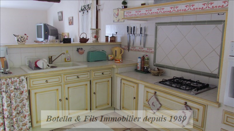 Vente maison / villa Goudargues 267500€ - Photo 5