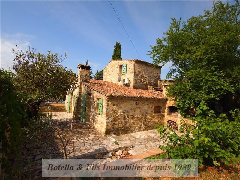 Vente de prestige maison / villa Uzes 590000€ - Photo 1