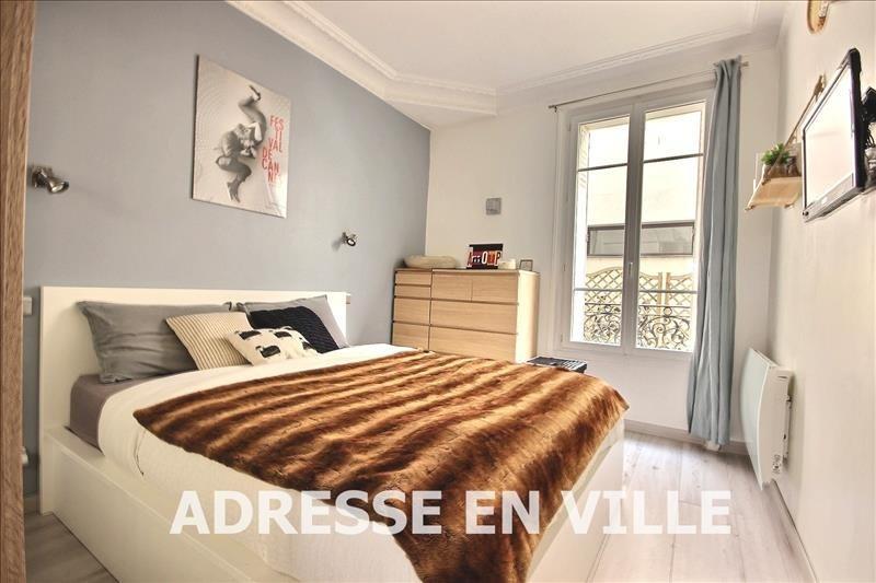 Sale apartment Levallois perret 499000€ - Picture 8