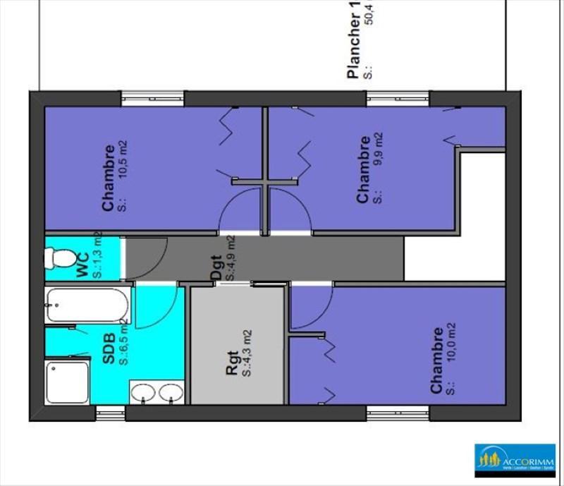 Venta  casa St pierre de chandieu 480000€ - Fotografía 4