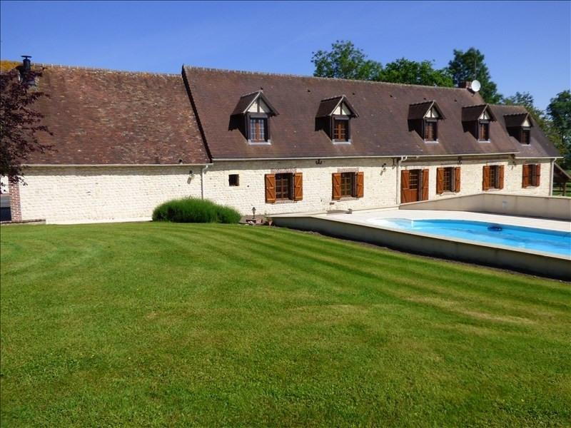 Vente maison / villa Moulins la marche 338000€ - Photo 1