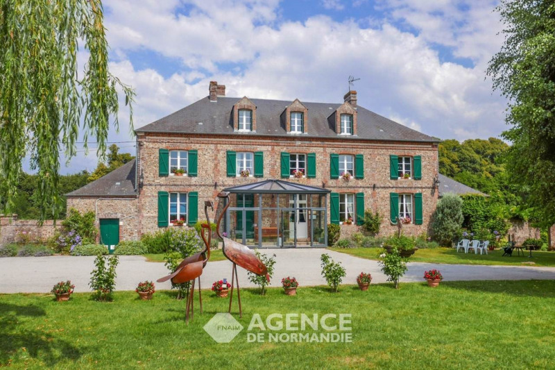 Deluxe sale house / villa Montreuil-l'argille 789000€ - Picture 1