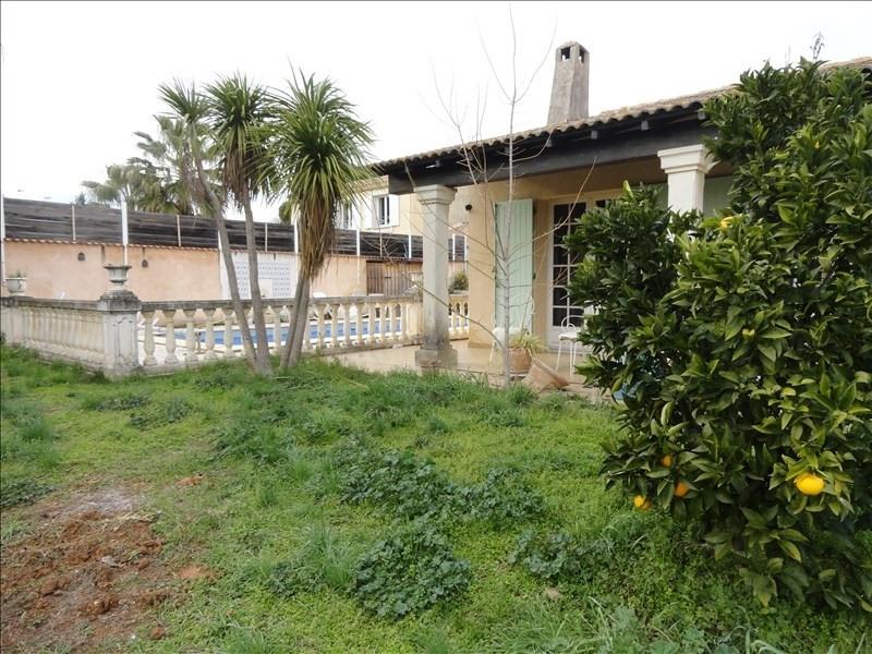 Vente maison / villa Lunel viel 349600€ - Photo 1