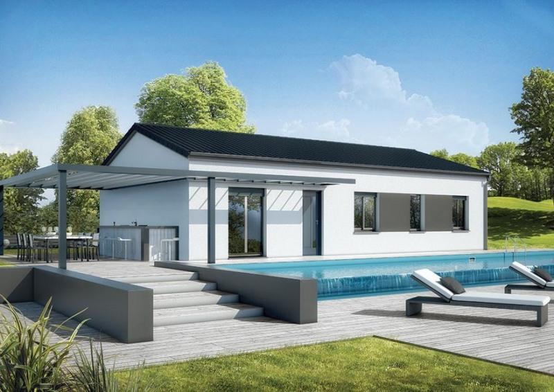 Maison  3 pièces + Terrain 650 m² Coufouleux par LOGECO