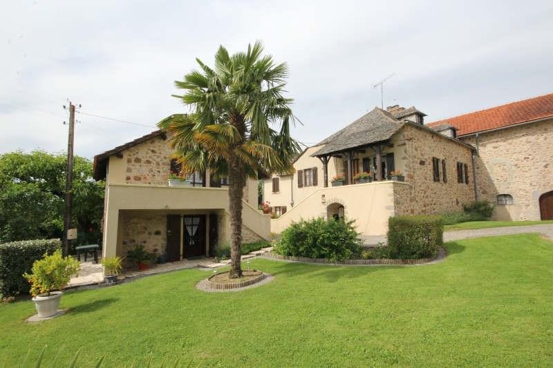 Vente maison / villa La fouillade 275600€ - Photo 2
