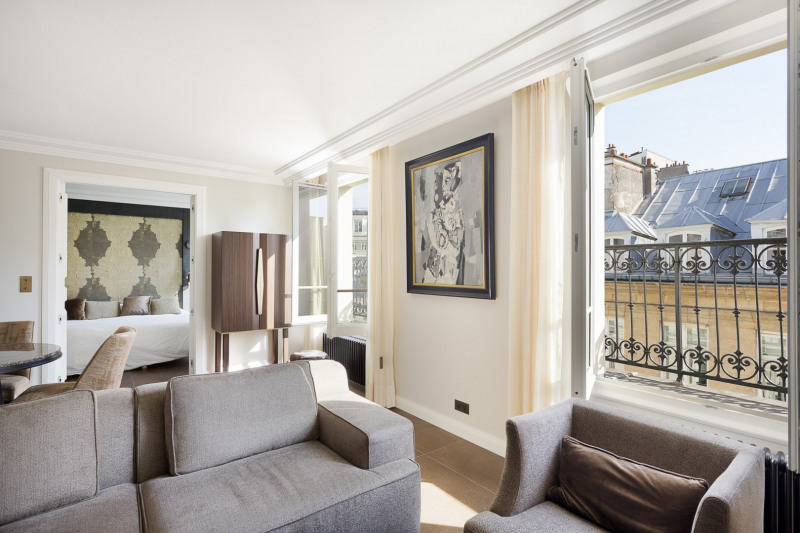 Vente de prestige appartement Paris 8ème 1 890 000€ - Photo 3