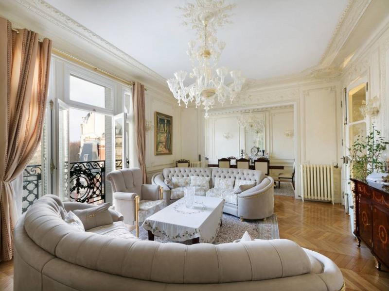 Revenda residencial de prestígio apartamento Paris 8ème 3650000€ - Fotografia 1