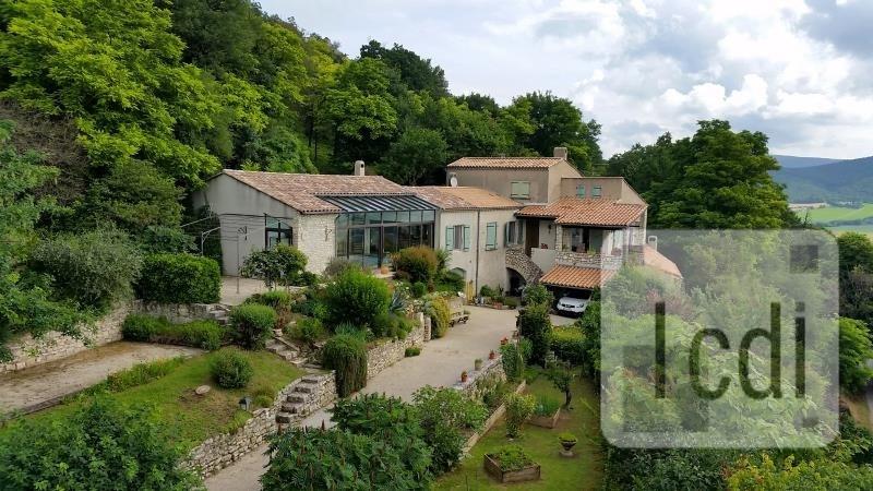 Vente de prestige maison / villa Montélimar 638000€ - Photo 1
