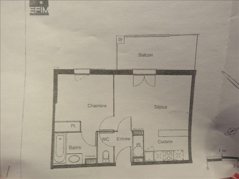 Sale apartment St lys 91500€ - Picture 8