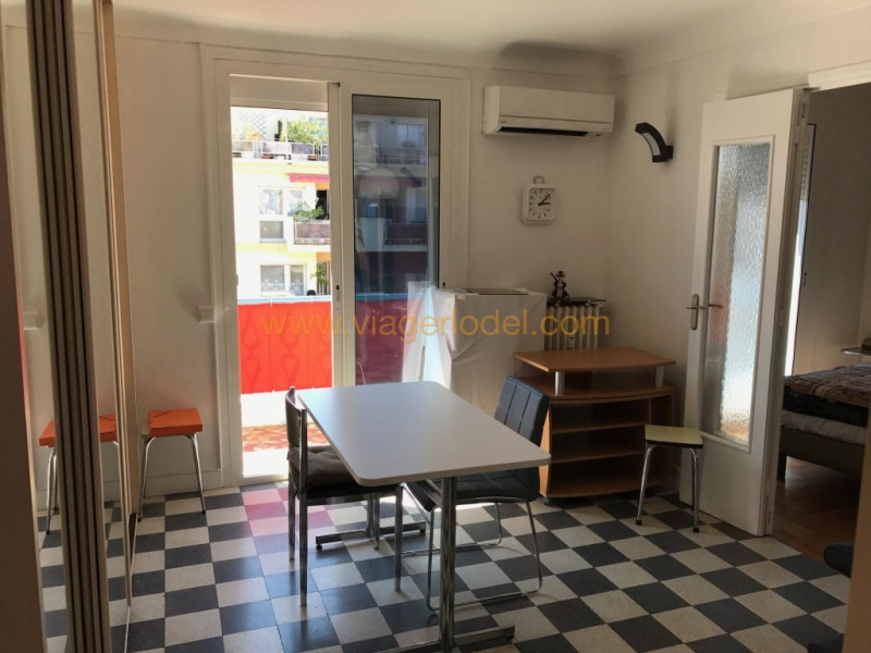 Verkauf auf rentenbasis wohnung Nice 38500€ - Fotografie 2