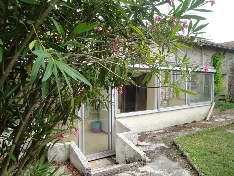 Sale house / villa Antezant la chapelle 92000€ - Picture 2