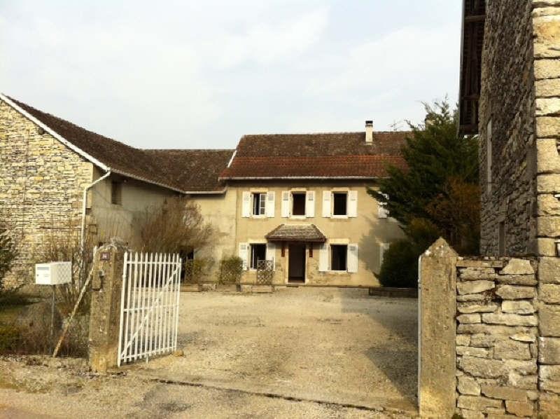 Vente maison / villa Montalieu vercieu 208000€ - Photo 8