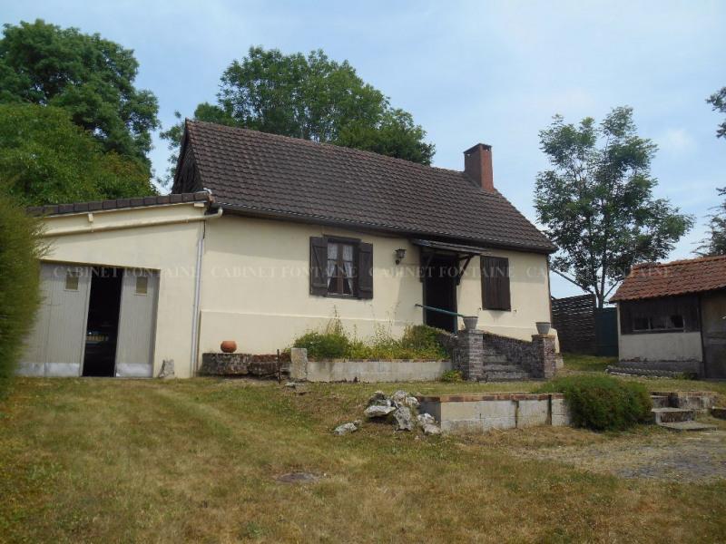 Sale house / villa Francastel 112000€ - Picture 1