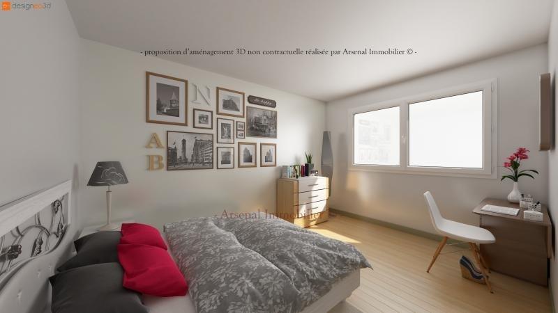 Sale apartment Metz 125900€ - Picture 2