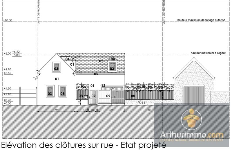 Vente maison / villa Savigny le temple 139 000€ - Photo 4