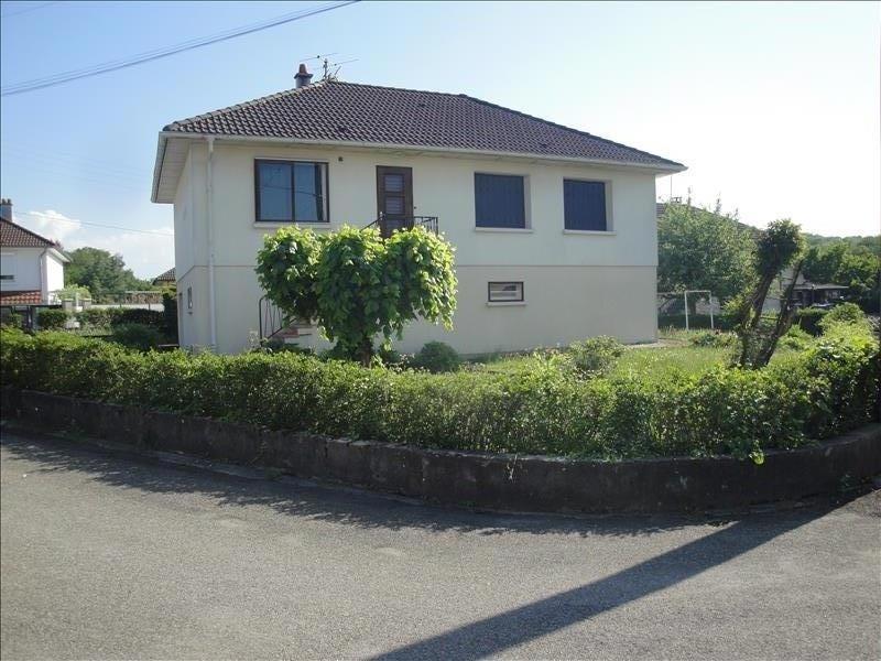 Revenda casa Dampierre les bois 118000€ - Fotografia 1