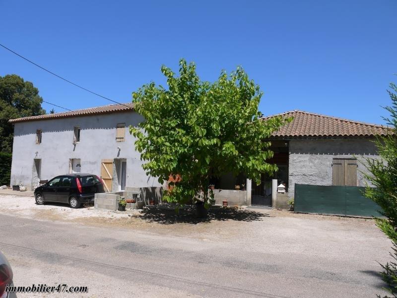 Sale building Castelmoron sur lot 179900€ - Picture 1