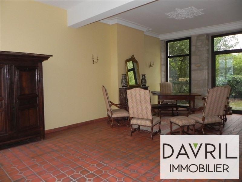 Vente de prestige maison / villa Jouy le moutier 1080000€ - Photo 2