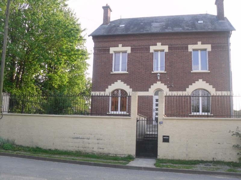 Sale house / villa Peronne 169000€ - Picture 1