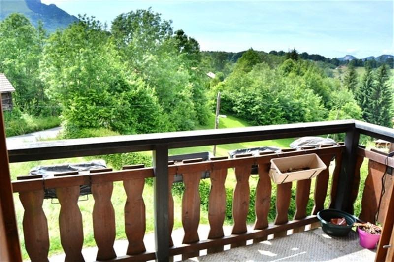 Venta  apartamento Mont saxonnex 111500€ - Fotografía 3