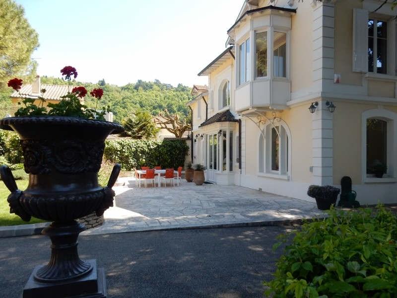 Verkauf von luxusobjekt haus Vienne 585000€ - Fotografie 1