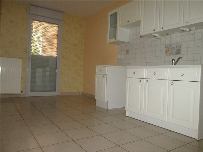 Sale apartment St jean le priche 157 000€ - Picture 1