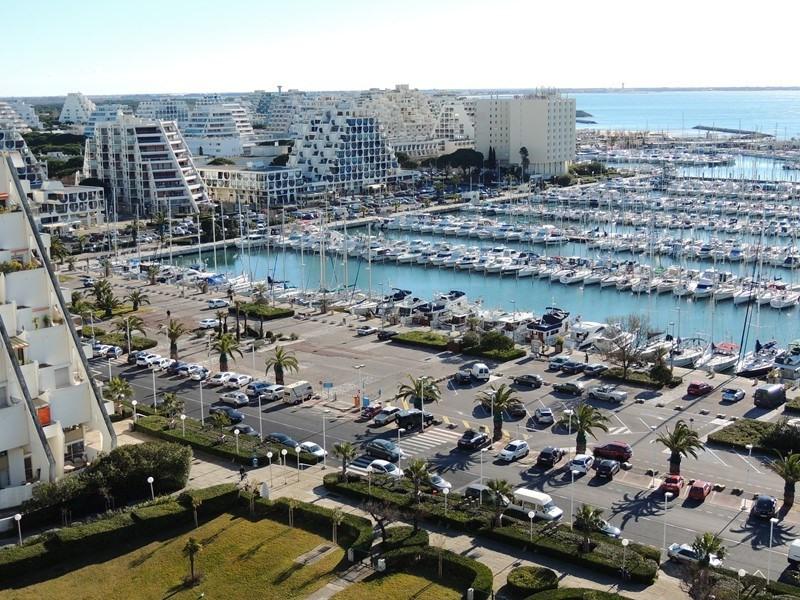 Location vacances appartement La grande motte 364€ - Photo 8