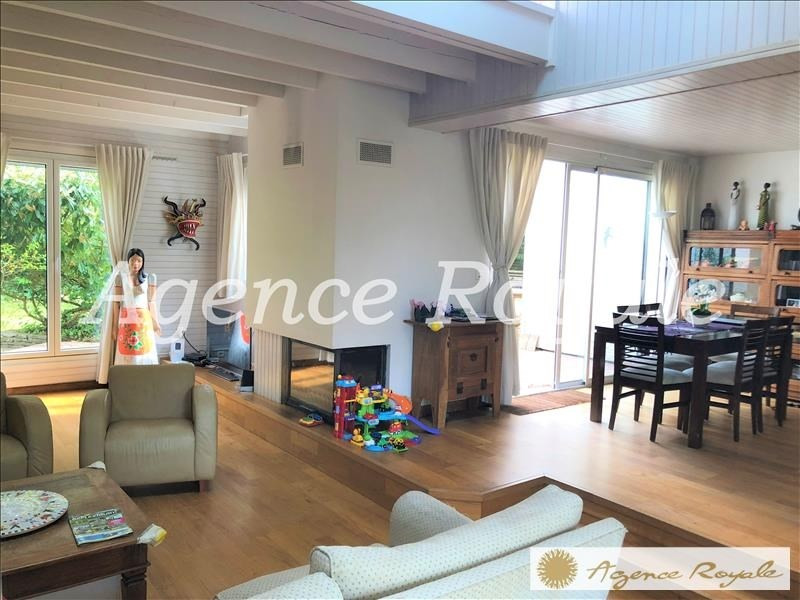 Rental house / villa Fourqueux 3 500€ CC - Picture 1