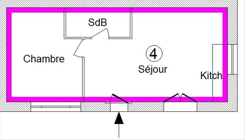 Sale apartment St pee sur nivelle 152000€ - Picture 3