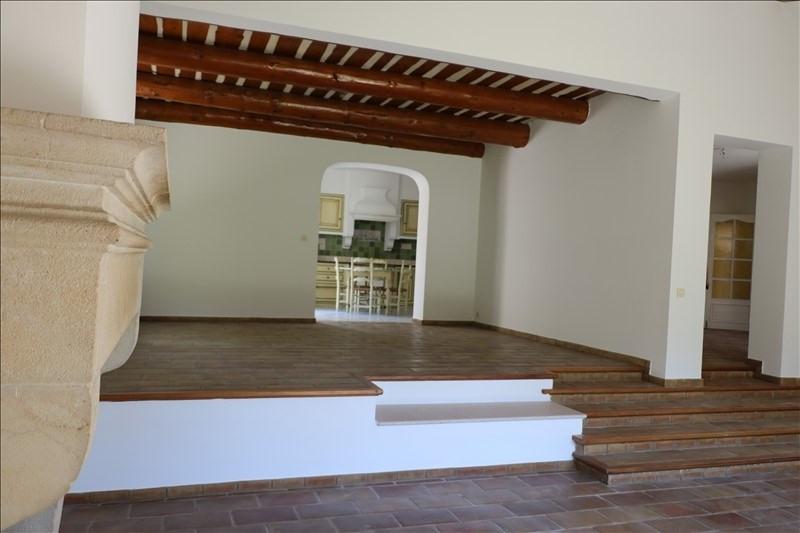 Sale house / villa Chateauneuf du rhone 475000€ - Picture 5