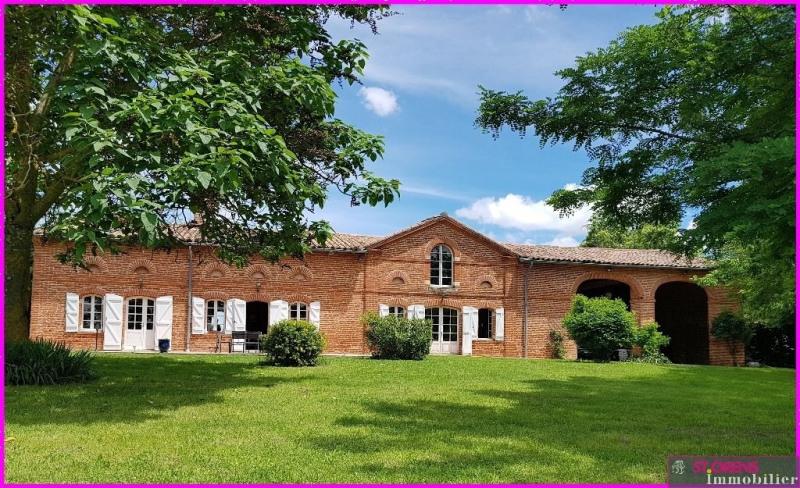 Vente de prestige maison / villa Saint-orens-de-gameville 2 pas 830000€ - Photo 1