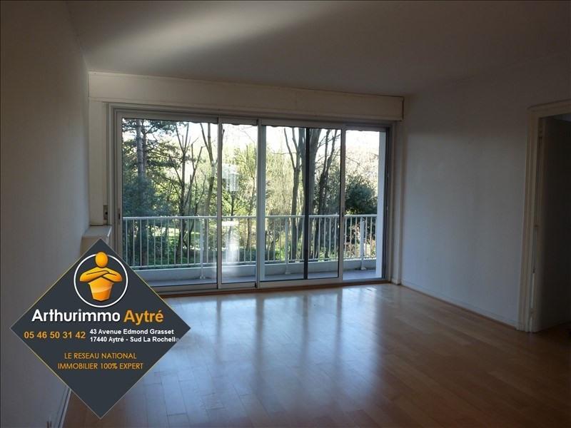 Sale apartment La rochelle 301600€ - Picture 1
