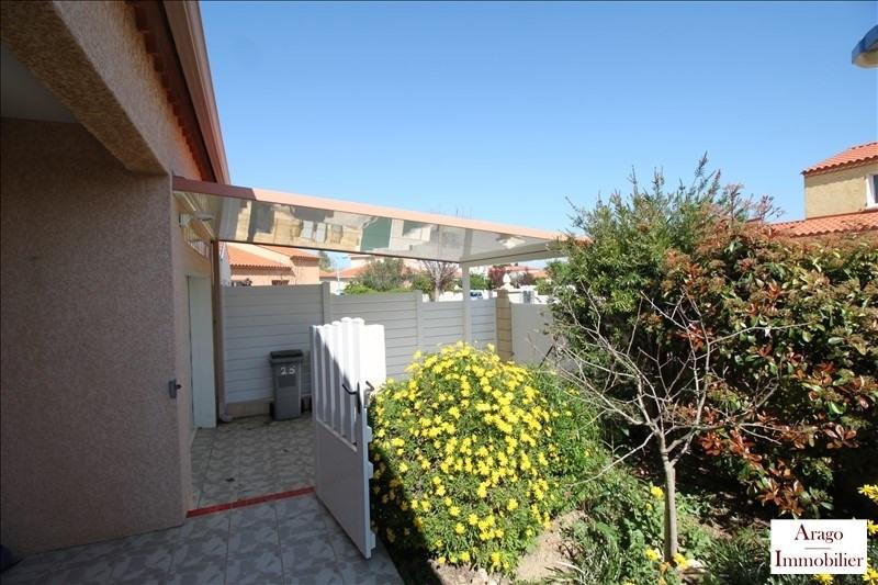 Vente maison / villa St laurent de la salanque 325400€ - Photo 5