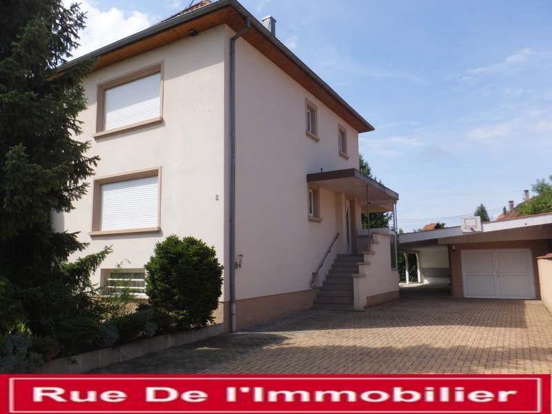 Vente maison / villa Reichshoffen 248000€ - Photo 1