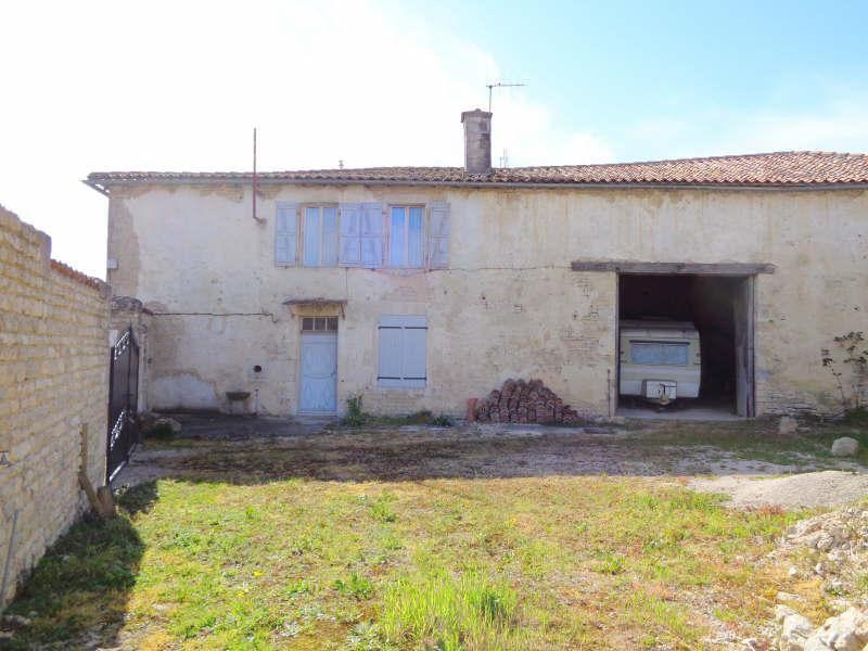 Vente maison / villa Verdille 39000€ - Photo 1