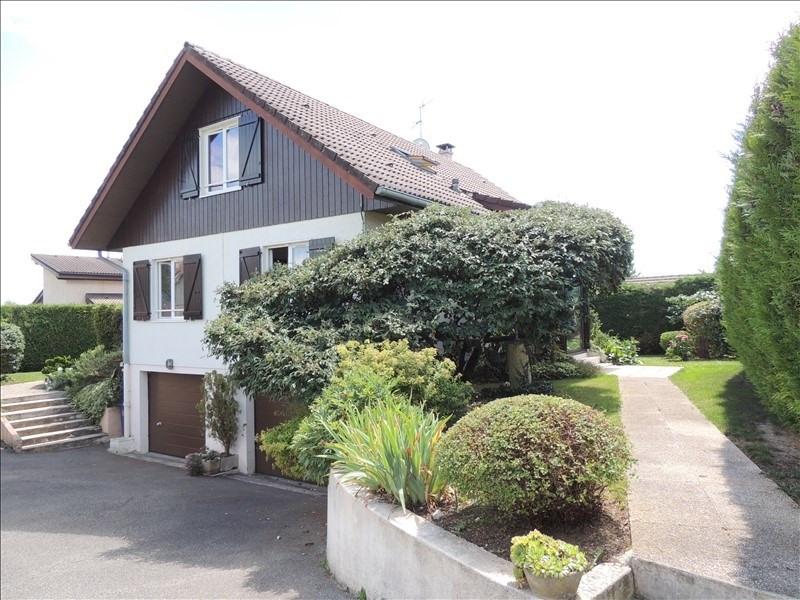 Vente maison / villa Ornex 526000€ - Photo 1