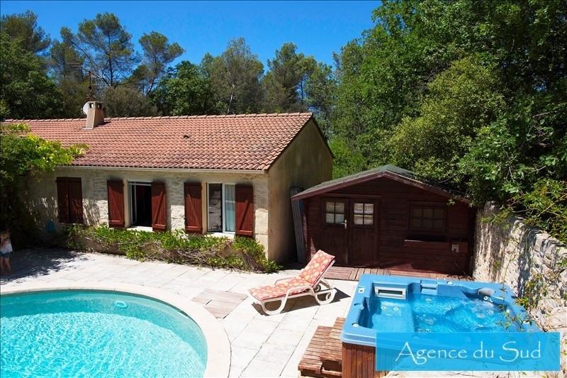 Vente maison / villa Fuveau 489000€ - Photo 2