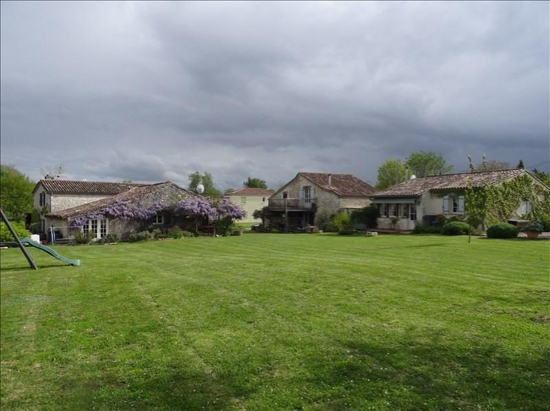 Sale house / villa Eymet 510000€ - Picture 1