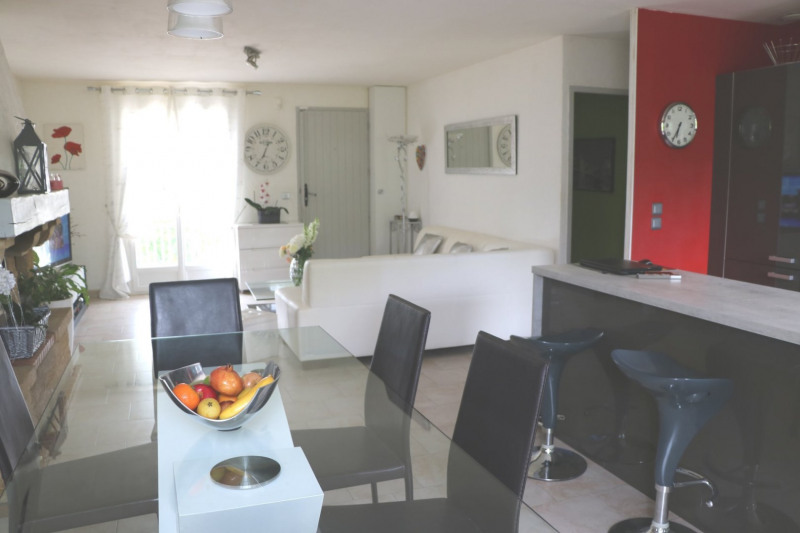 Vente maison / villa Le puy-sainte-réparade 352000€ - Photo 5