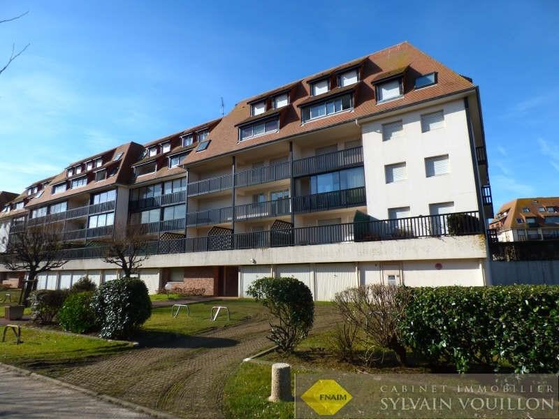 Vendita appartamento Villers sur mer 117000€ - Fotografia 1