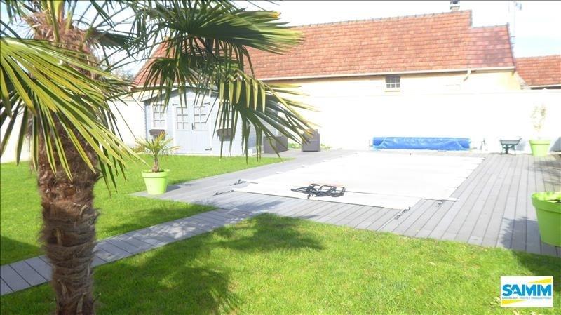 Sale house / villa Fontenay le vicomte 390000€ - Picture 8