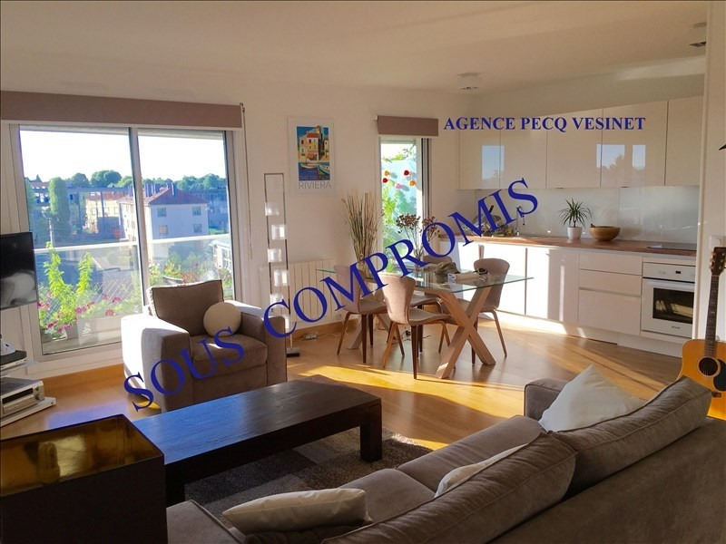 Vente appartement Le pecq 345 000€ - Photo 1