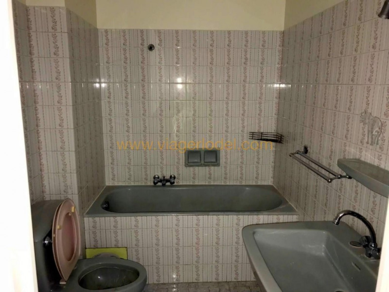Life annuity apartment Nice 45000€ - Picture 4