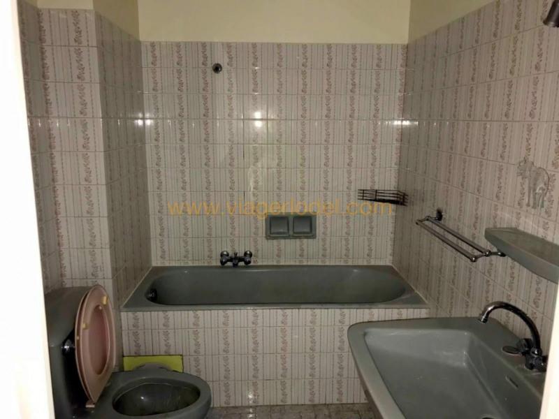 Vendita nell' vitalizio di vita appartamento Nice 45000€ - Fotografia 4