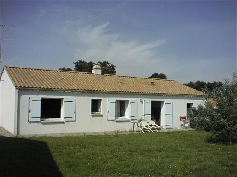 Rental house / villa Belleville sur vie 600€ CC - Picture 5