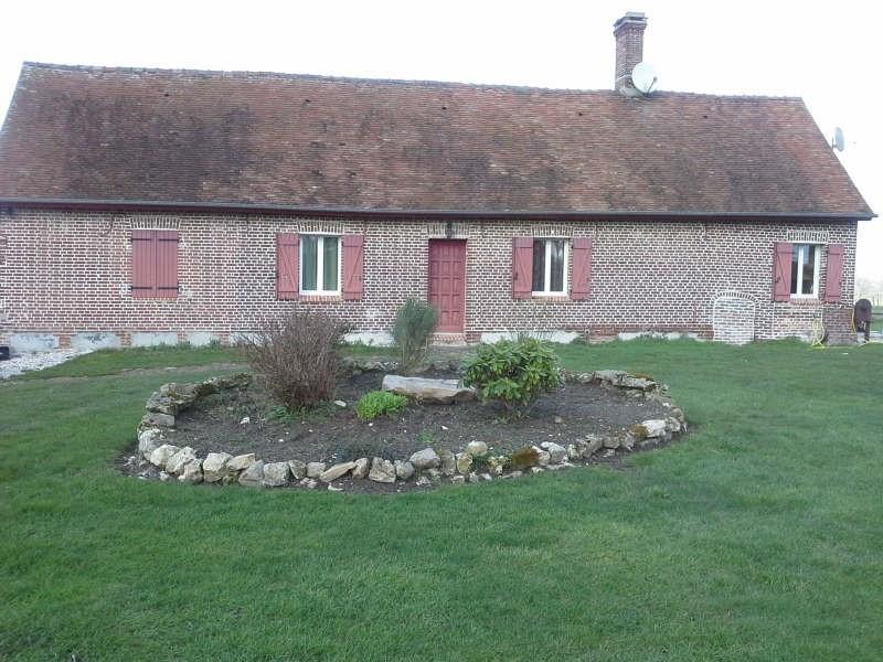 Vente maison / villa Gisors 210000€ - Photo 1