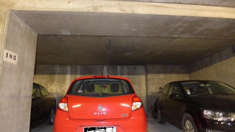 Verkoop  parkeergelegenheid Paris 15ème 18000€ - Foto 3