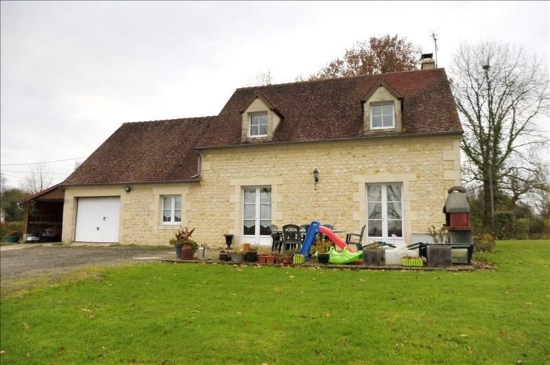 Vente maison / villa Mortagne au perche 179000€ - Photo 1
